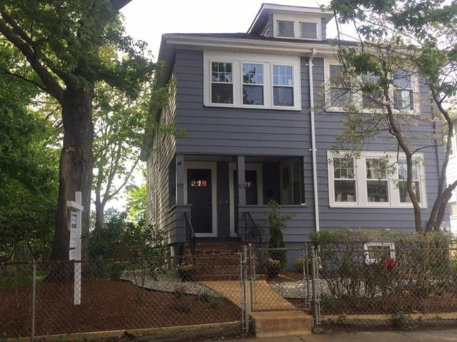 95 Sunnyside #1, Boston, MA 02136 (MLS #72310664) :: Welchman Real Estate Group | Keller Williams Luxury International Division