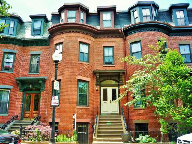 99 E Brookline #2, Boston, MA 02118 (MLS #72312682) :: Goodrich Residential