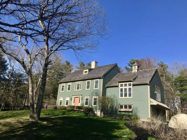143 Arrowhead Road, Marshfield, MA 02050 (MLS #72315003) :: Goodrich Residential