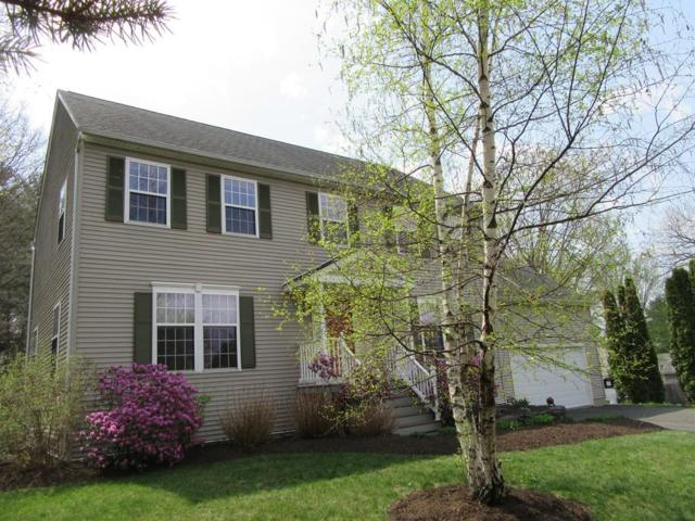 1 High Meadow Road, Northampton, MA 01062 (MLS #72317036) :: NRG Real Estate Services, Inc.