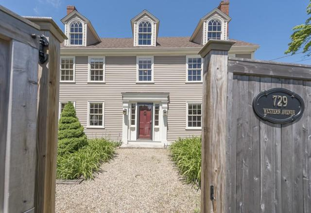 729 Western Ave, Gloucester, MA 01930 (MLS #72318369) :: The Goss Team at RE/MAX Properties
