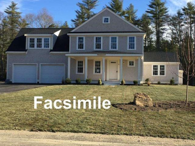 24 Cranberry Run Rd, Falmouth, MA 02536 (MLS #72320389) :: The Muncey Group