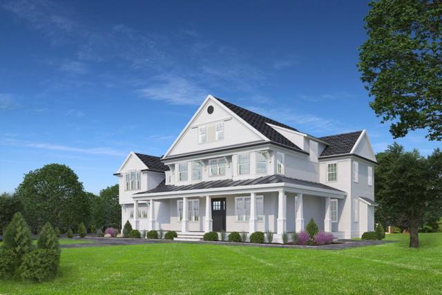 110 Glen Street - Lot 1, Natick, MA 01760 (MLS #72321093) :: Vanguard Realty