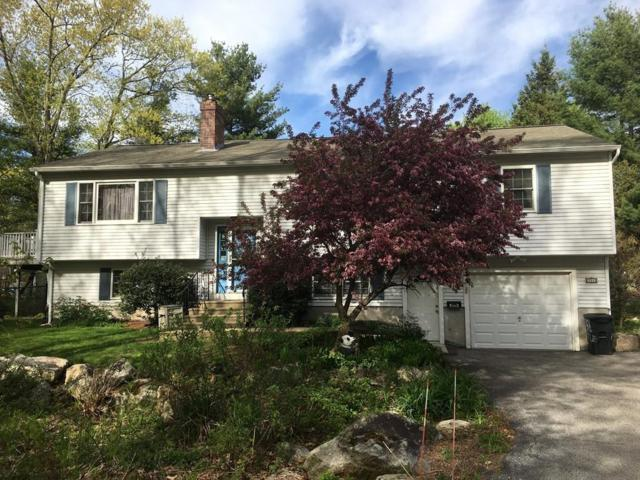 256 River St, Leicester, MA 01524 (MLS #72321734) :: ALANTE Real Estate