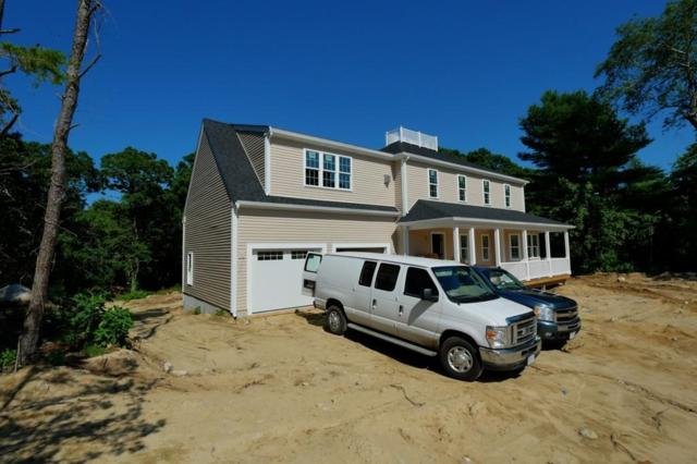 1438 Old Sandwich Road, Plymouth, MA 02360 (MLS #72322545) :: Vanguard Realty