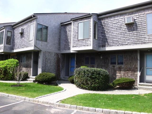 500 Ocean Street #115, Barnstable, MA 02601 (MLS #72322655) :: ALANTE Real Estate
