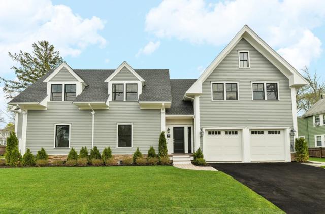 30 Sumner Street #30, Newton, MA 02459 (MLS #72323755) :: ALANTE Real Estate