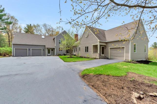 209 Green Road, Bolton, MA 01740 (MLS #72324221) :: The Home Negotiators