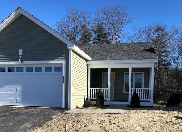 76 Tea Party Circle #531, Holden, MA 01520 (MLS #72324286) :: Charlesgate Realty Group