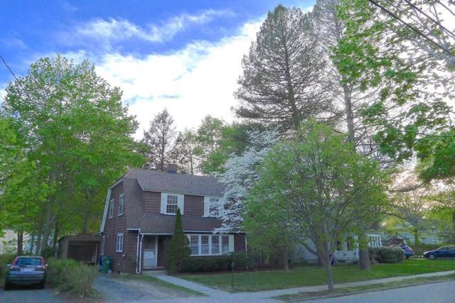 36 Walter Street, Newton, MA 02459 (MLS #72324883) :: ALANTE Real Estate