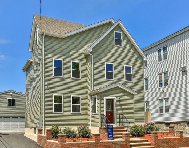 174 Vine Street #2, Everett, MA 02149 (MLS #72325965) :: Mission Realty Advisors