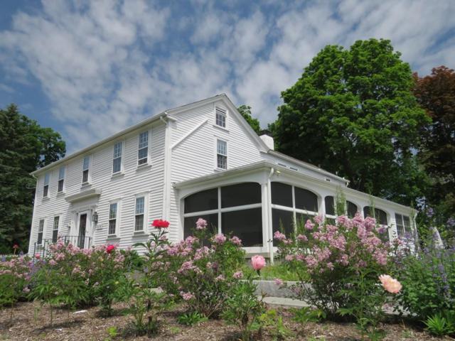 10 Prospect Street, Shrewsbury, MA 01545 (MLS #72326719) :: Goodrich Residential