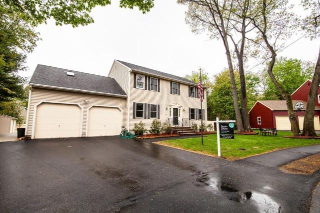 241 Vincent Rd, Dedham, MA 02026 (MLS #72326903) :: Goodrich Residential
