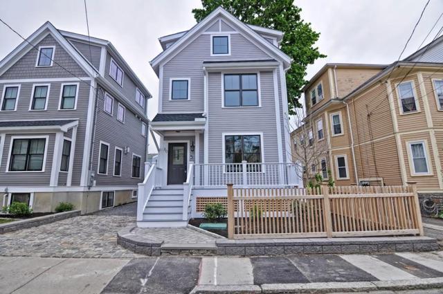 30 Hawthorne St #30, Somerville, MA 02144 (MLS #72327995) :: ALANTE Real Estate