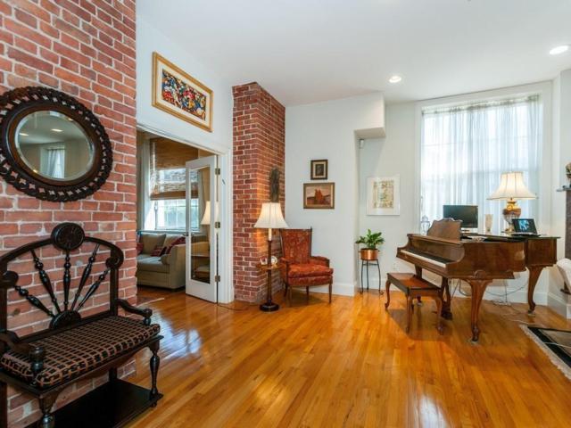 515 Centre St #1, Newton, MA 02458 (MLS #72328406) :: ALANTE Real Estate