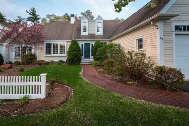 40 Fieldstone Dr #40, Pembroke, MA 02359 (MLS #72329029) :: Westcott Properties