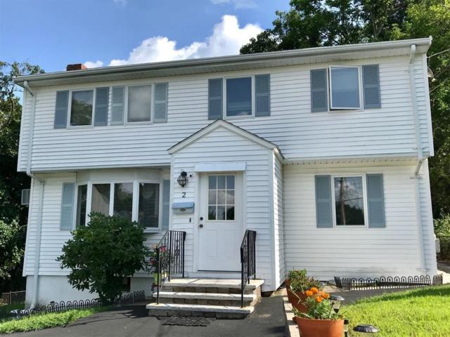 2 Mount Vernon Avenue, Waltham, MA 02451 (MLS #72329211) :: Vanguard Realty