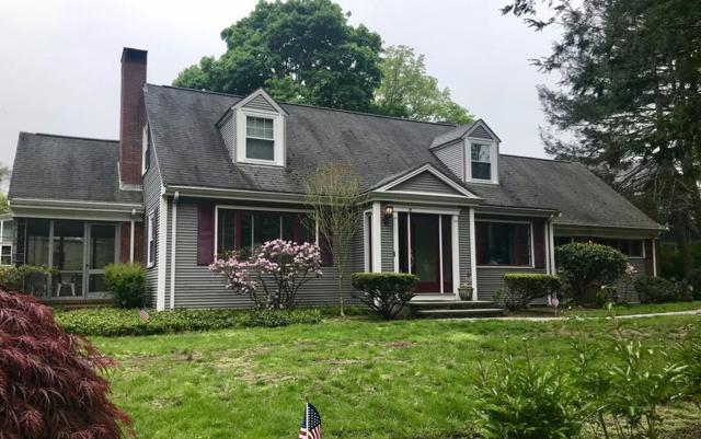 401 Lexington Street, Waltham, MA 02453 (MLS #72329216) :: ALANTE Real Estate
