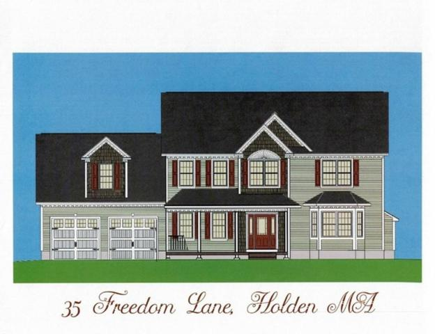 35 Freedom Lane, Holden, MA 01520 (MLS #72329308) :: Goodrich Residential