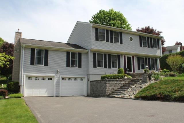 16 Brookside Drive, Agawam, MA 01030 (MLS #72329636) :: NRG Real Estate Services, Inc.