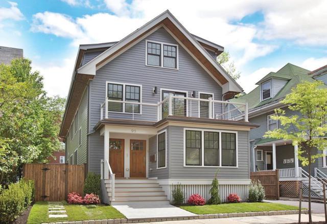 95 Stedman St #1, Brookline, MA 02446 (MLS #72330423) :: Goodrich Residential