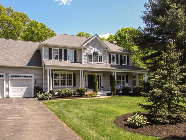 5 Birchwood Drive, Rehoboth, MA 02769 (MLS #72332663) :: Anytime Realty