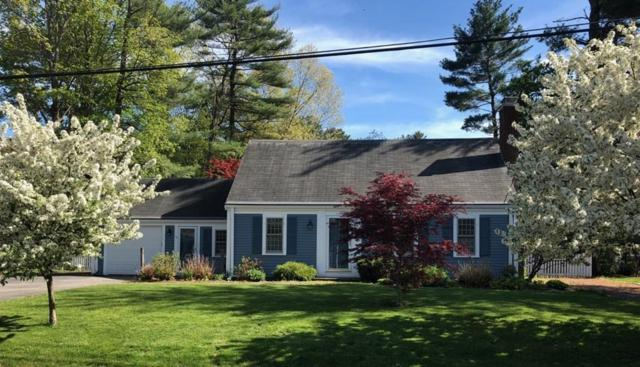 14 Pilgrim Road, Hingham, MA 02043 (MLS #72332915) :: ALANTE Real Estate