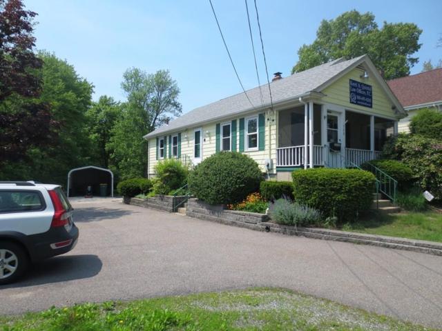 348 N Washington St, North Attleboro, MA 02760 (MLS #72333172) :: Anytime Realty