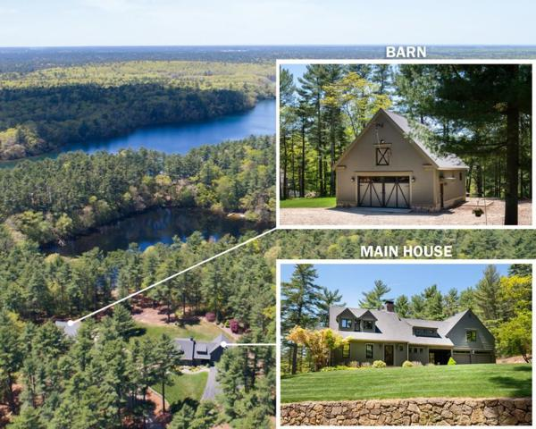107 & 117 College Pond Rd, Plymouth, MA 02360 (MLS #72333708) :: ALANTE Real Estate