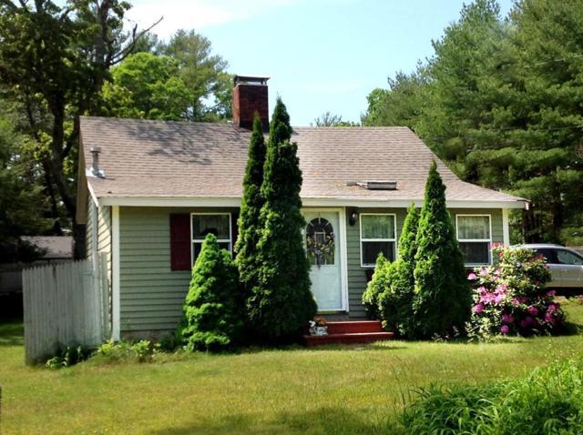 136 Barker Rd, Wareham, MA 02538 (MLS #72334411) :: Compass Massachusetts LLC