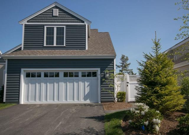 4 Jamison Way #4, Plymouth, MA 02360 (MLS #72335752) :: Goodrich Residential