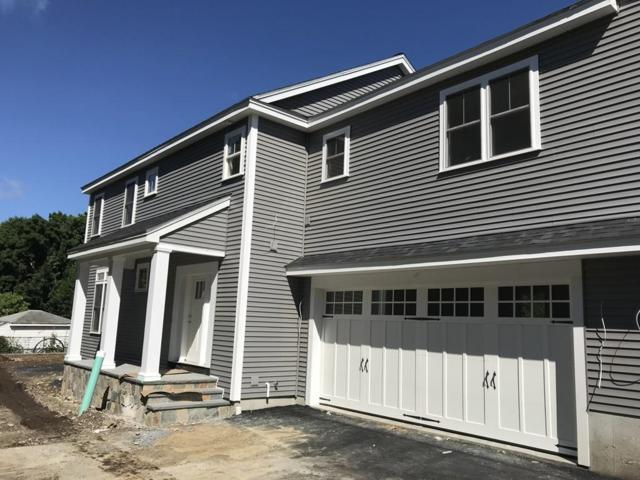 Lot A Pearl Street #2, Newton, MA 02458 (MLS #72336023) :: ALANTE Real Estate
