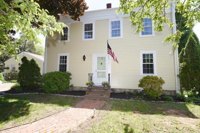 12 Warren Ave, Marshfield, MA 02050 (MLS #72337555) :: ALANTE Real Estate