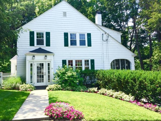 31 Leslie Rd, Newton, MA 02466 (MLS #72339460) :: ALANTE Real Estate