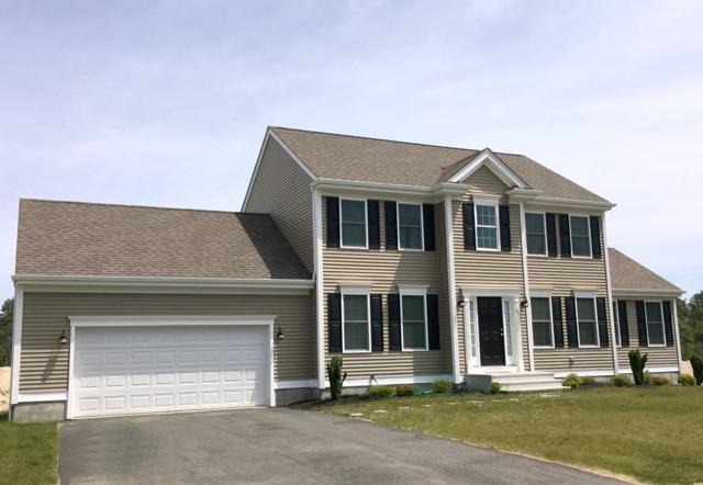 33 Magnolia Way, Bridgewater, MA 02324 (MLS #72341344) :: Goodrich Residential