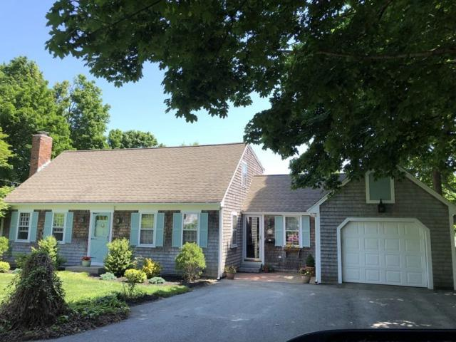 16 Williams Ave, Scituate, MA 02066 (MLS #72341824) :: Goodrich Residential