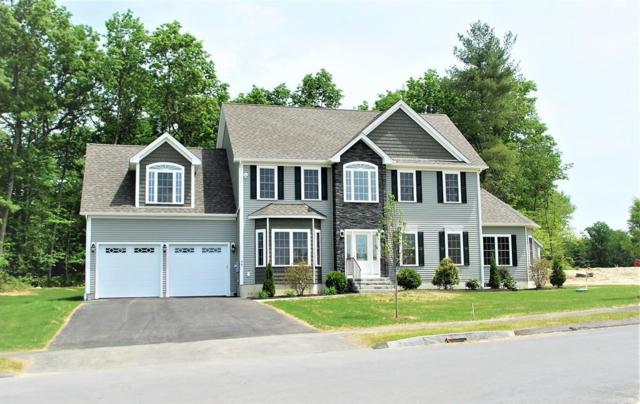 59 Freedom Lane (Lot 30), Holden, MA 01520 (MLS #72341860) :: Goodrich Residential