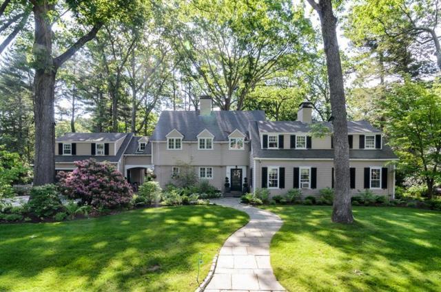 30 Whiting Road, Wellesley, MA 02481 (MLS #72341967) :: Vanguard Realty