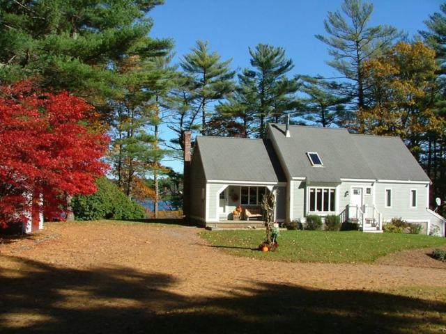 129 A Center Street Waterfront, Carver, MA 02330 (MLS #72343923) :: AdoEma Realty