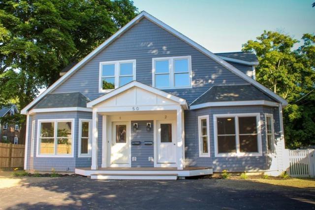 50 Hobart Street #2, Danvers, MA 01923 (MLS #72344414) :: ALANTE Real Estate