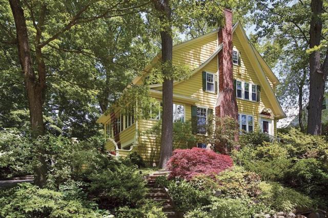 37 Alban Rd, Newton, MA 02468 (MLS #72345273) :: Goodrich Residential