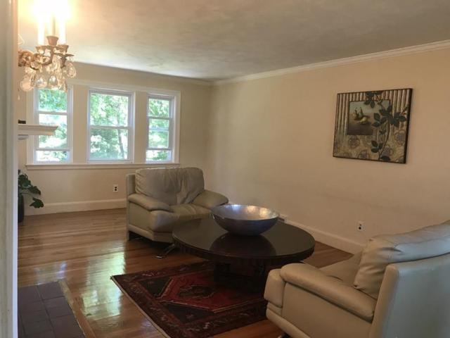 207 Russett Rd, Brookline, MA 02467 (MLS #72345751) :: Goodrich Residential
