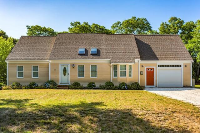 105 Harding Rd, Eastham, MA 02642 (MLS #72347492) :: The Muncey Group