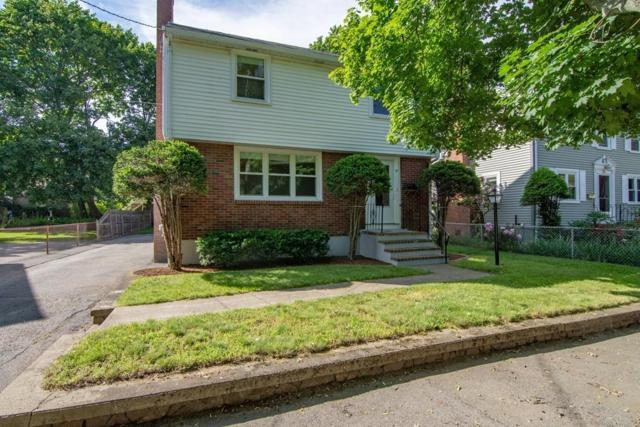 18 Audrey St, Quincy, MA 02169 (MLS #72349003) :: The Muncey Group