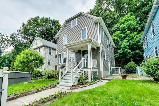 654 Chestnut Hill Ave, Brookline, MA 02445 (MLS #72349016) :: Goodrich Residential