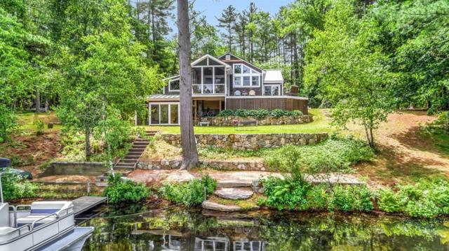25 Hallock Point Rd, Stow, MA 01775 (MLS #72350180) :: Goodrich Residential