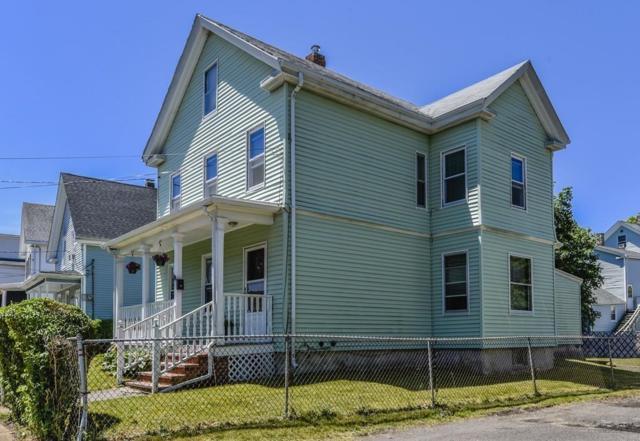 38 Summer Street, Boston, MA 02136 (MLS #72350224) :: Goodrich Residential