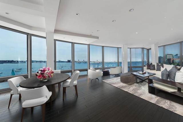 20 Rowes Wharf 609/610, Boston, MA 02110 (MLS #72353082) :: Goodrich Residential