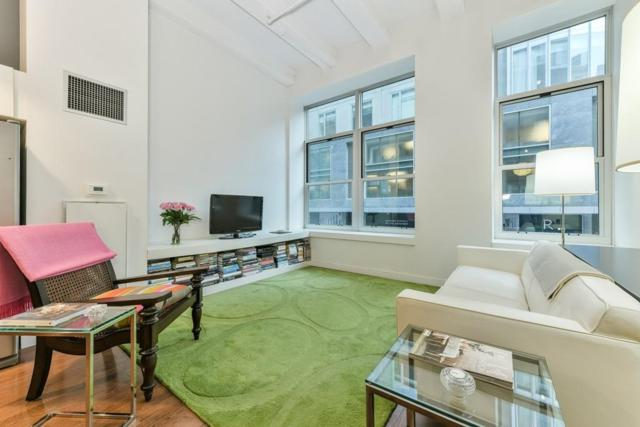 88 Kingston Street 2C, Boston, MA 02111 (MLS #72353881) :: Westcott Properties