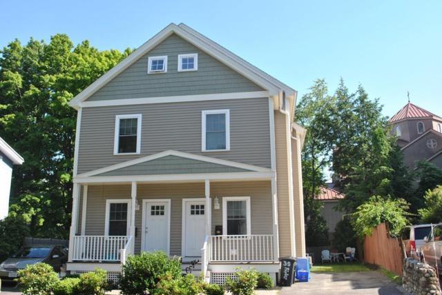 28 Ripley Rd. #28, Belmont, MA 02478 (MLS #72354666) :: ALANTE Real Estate